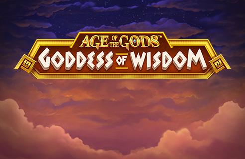 Play the Age of the Gods: Goddess of Wisdom Slot at Casino.com UK