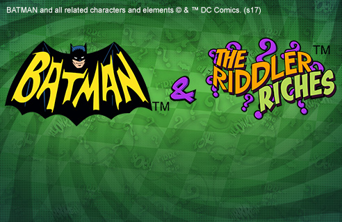 Batman & The Riddler Riches